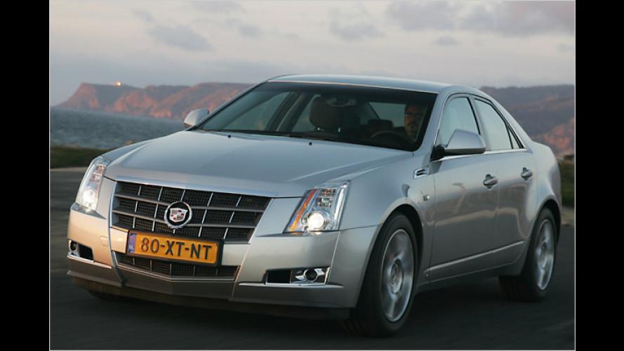 Der neue Cadillac CTS: Scharfes Stück kommt nach Europa