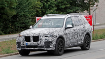 BMW X7 Spy Shots