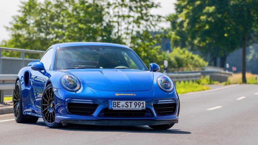 Tuning - Edo Competition s'occupe de la Porsche 911 Turbo S