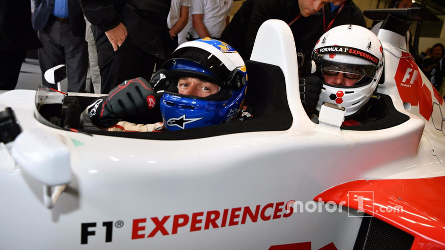 Getting A Ride With Formula 1's Unofficial 11th Team