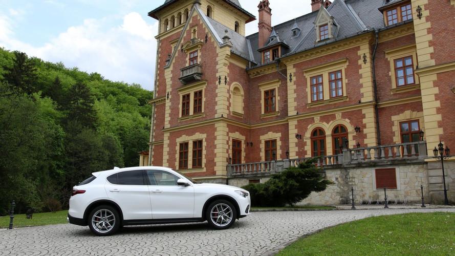 Alfa Romeo Stelvio hazai bemutató: élmény lesz vele felhágni?