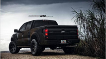 Ford F150 Raptor SVT with ADV.1 wheels, 1024, 23.12.2011