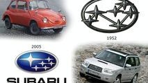 Subaru's Six-Star Badge History