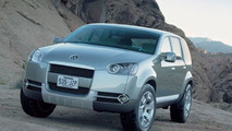 VW Magellan Concept Vehicle