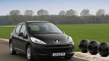 New Peugeot 207