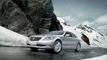 Lexus LS 460 AWD