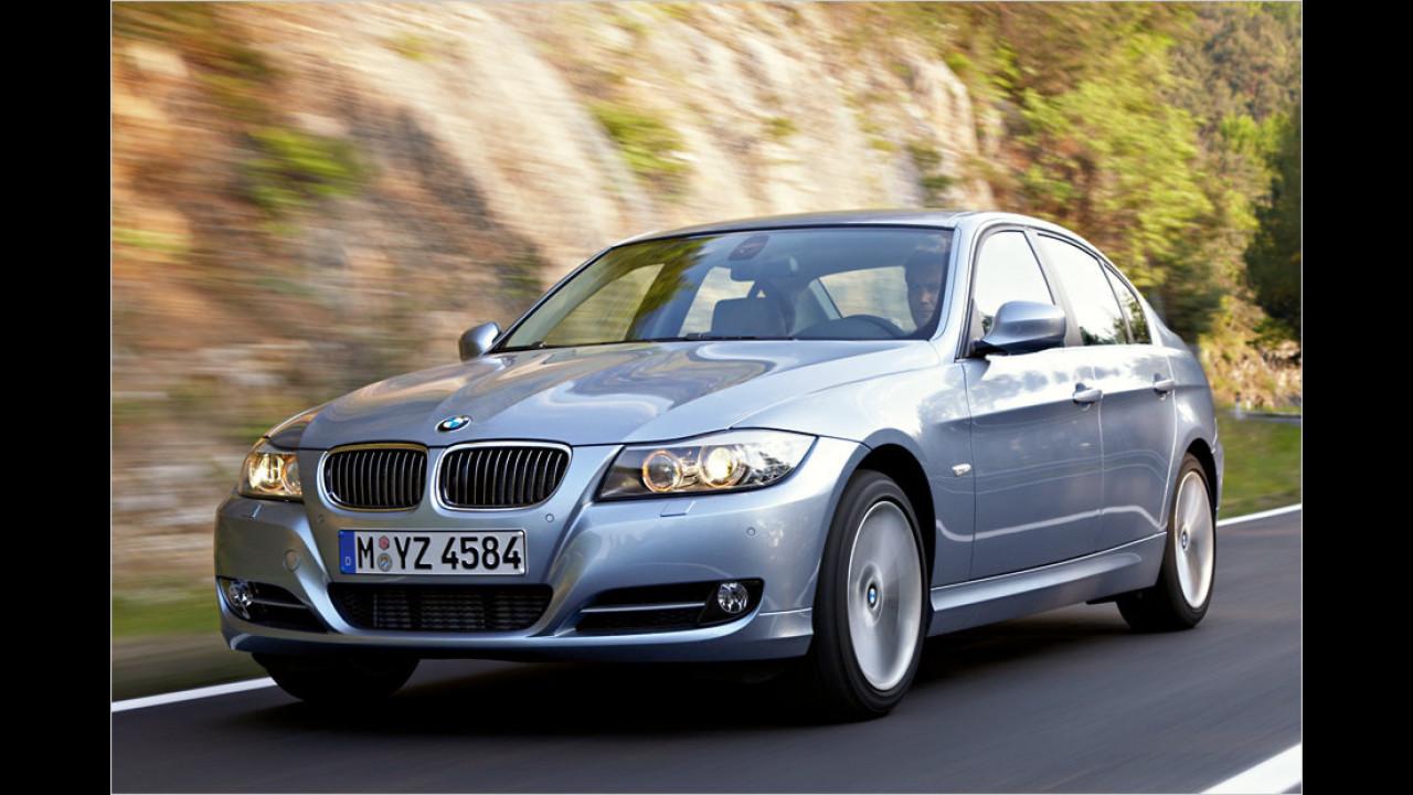 Platz 11: BMW 335d
