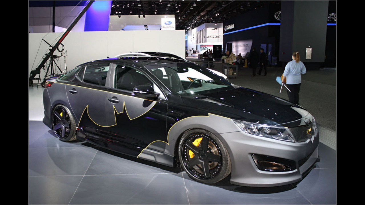 Kia Optima Batman Concept