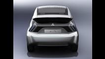 Mitsubishi CA-MiEV Concept adianta próxima geração de híbridos da marca