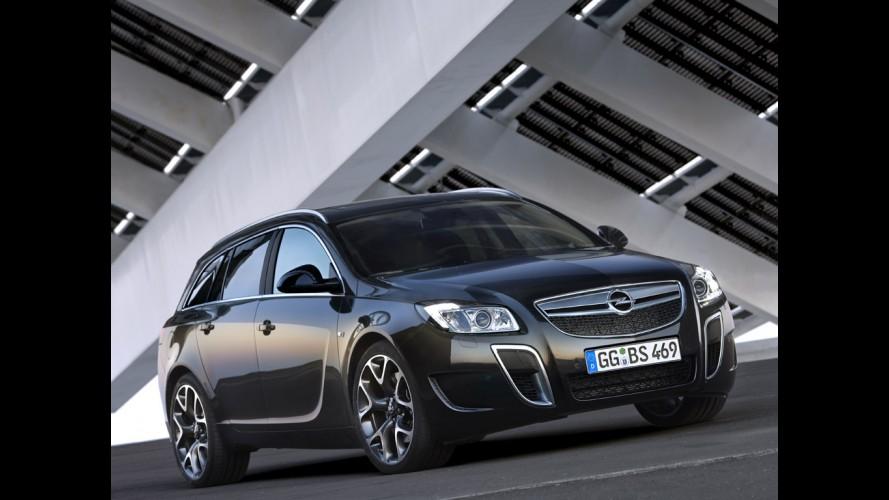 Opel planeja SUV de sete lugares baseado na plataforma do Insignia