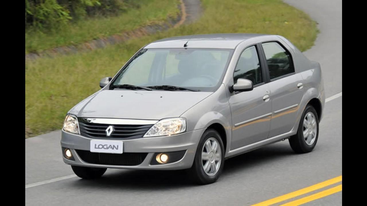 Renault do Brasil atinge marca de 150 mil emplacamentos em 2010