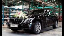 Vietnã é o primeiro país a produzir a nova geração do Classe S fora da Alemanha