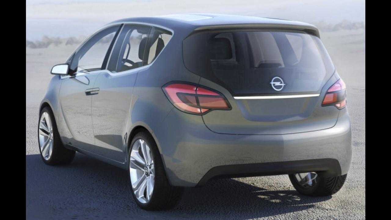 Nova Meriva - Opel anuncia que fábrica já está pronta para produção da nova geração