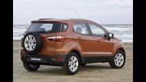 Bom de loja: Ford comemora produção de 100 mil EcoSport na Índia