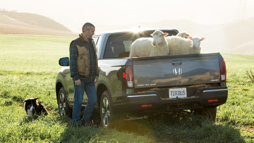 2017 Honda Ridgeline stars in Super Bowl commercial [video]