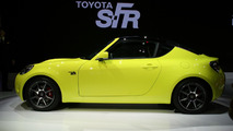 Toyota S-FR concept at 2015 Tokyo Motor Show