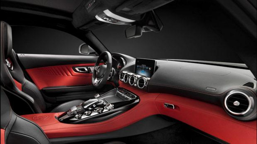 Mercedes-AMG GT, supersportiva con stile