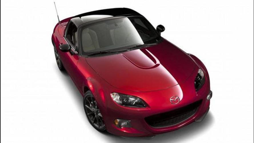 Mazda MX-5 25th Anniversary Edition 2014