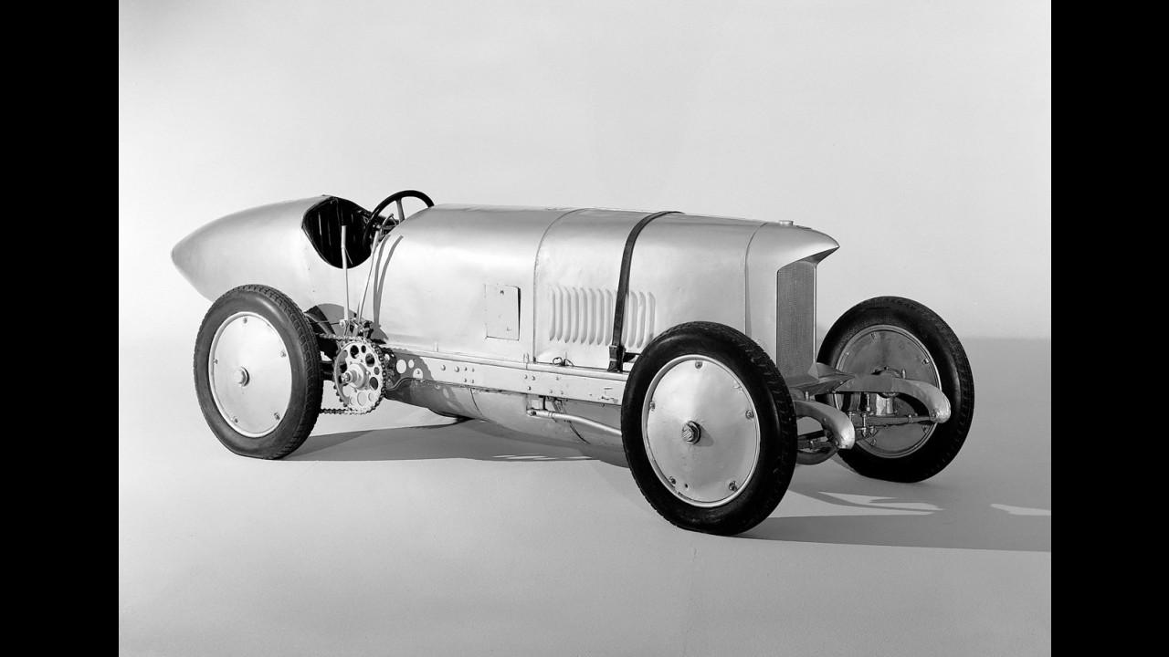 Audi, Mercedes e Porsche per i 125 anni dell'auto