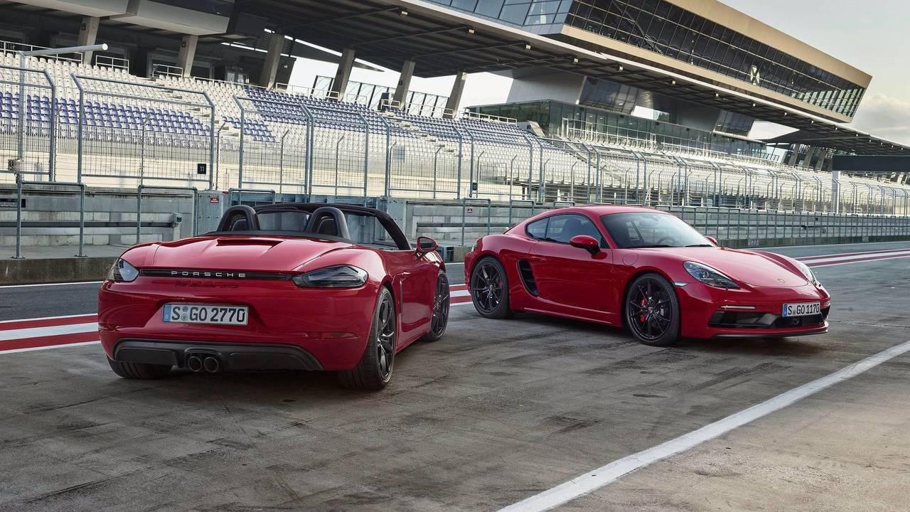 2018 Porsche 718 Cayman GTS / 718 Boxster GTS