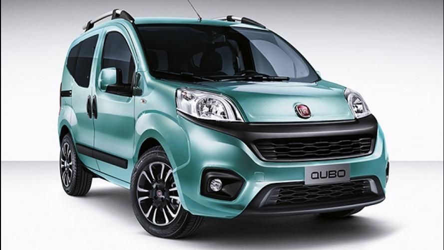 Fiat Qubo restyling, il nuovo volto della praticità