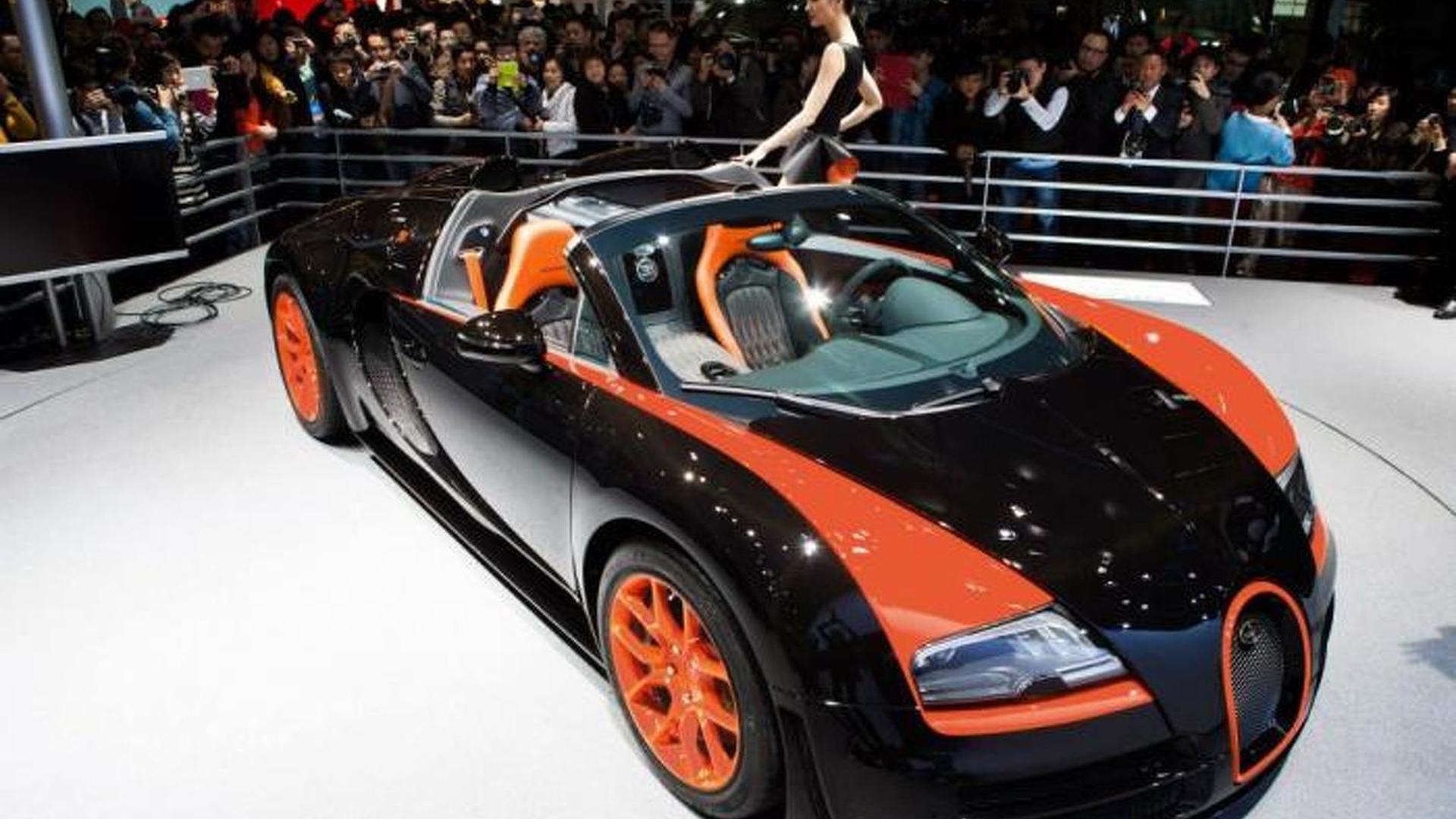 2013-380182-bugatti-veyron-grand-sport-vitesse-world-record-car-edition-at-2013-auto-shang1 Inspiring Bugatti Veyron Grand Sport Vitesse Wrc Cars Trend