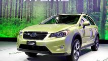 2014 Subaru XV Crosstrek Hybrid