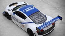 Audi R8 LMS ultra Real Madrid edition 19.11.2012