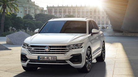 Everything you need to know about the new VW Touareg