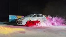 Alfa Romeo Mito Paint