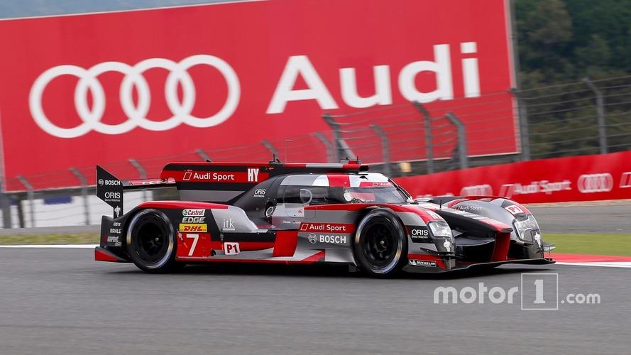 Audi boss responds to quit rumours