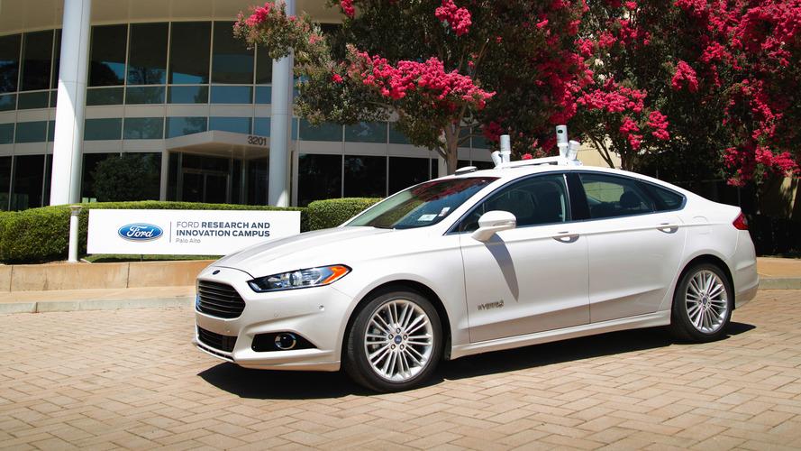 Ford önümüzdeki sene Avrupa'da otonom araç testleri başlatacak