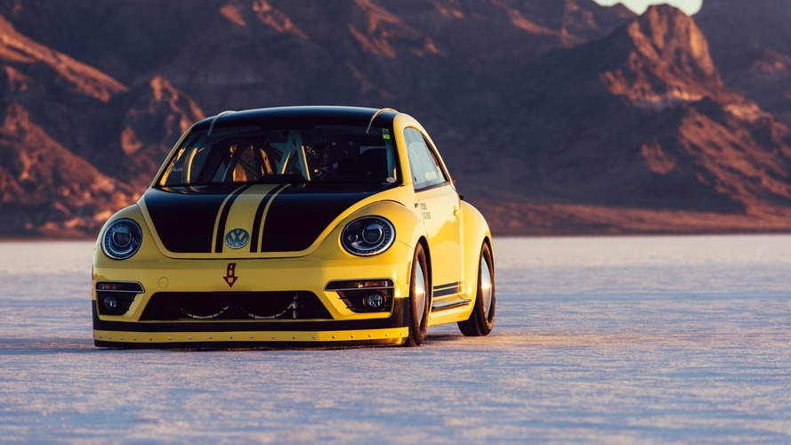 330 km/h - Découvrez la Beetle la plus rapide du monde !