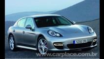 Estréia adiada: Porsche Panamera será apresentado no Salão de Xangai - China