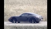 Neuer Porsche Cayman