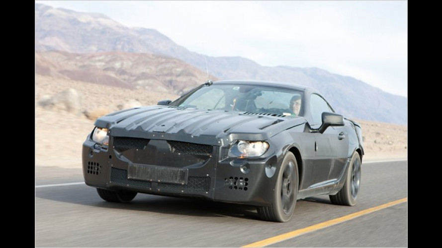 Mercedes SLK: Neuauflage erhält innovatives Glasdach