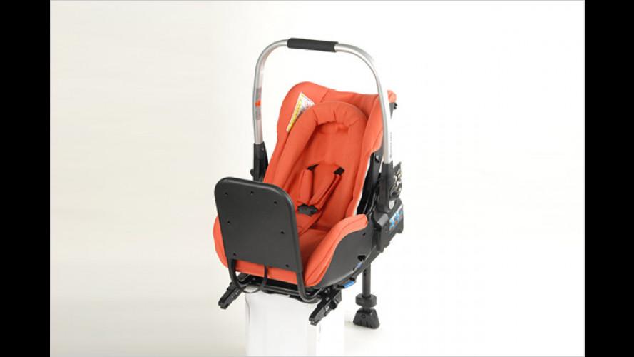 Kindersitztest: Wie sicher sind die Kleinen untergebracht?