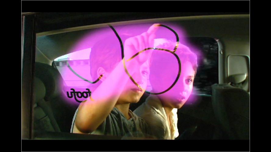 GM macht aus Seitenfenstern Hightech-Displays