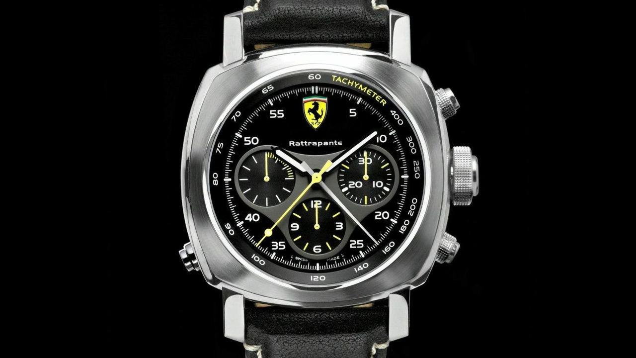 Ferrari Engineered by Officine Panerai Watch