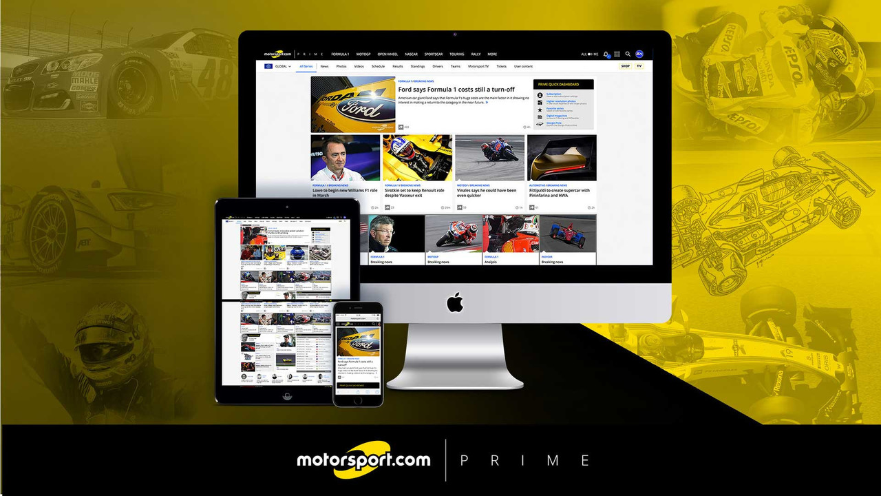 Motorsport.com PRIME