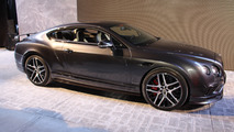 2017 Bentley Continental Supersports: Detroit 2017