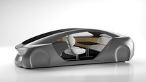 Panasonic Autonomous Cabin Concept