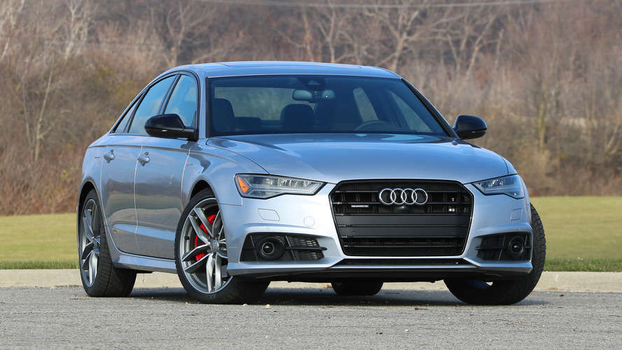 2018 audi a6 sport coming to u s with 52 175 starting price. Black Bedroom Furniture Sets. Home Design Ideas