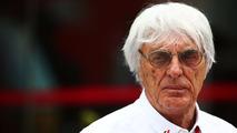 Ecclestone nega campeonato paralelo à F1