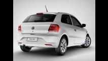 De olho nas vendas PJ, Volkswagen lança novo Gol 2 portas por R$ 33.620