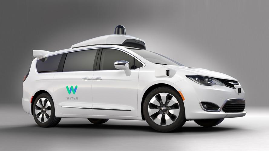 Waymo - Divisão de carros do Google mostra Pacifica autônoma