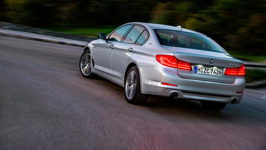 Precios BMW 530e iPerformance 2017, ya está a la venta