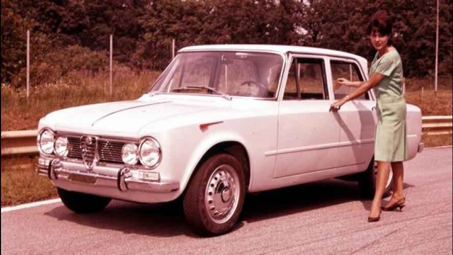 Storia dell'Alfa Romeo Giulia, parte prima