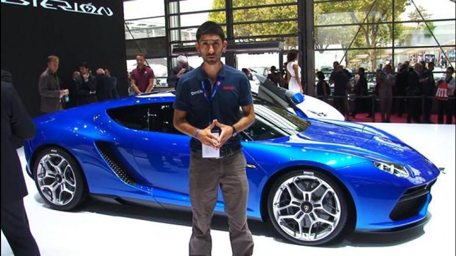 Lamborghini Asterion: incontrarla emoziona, come il Minotauro