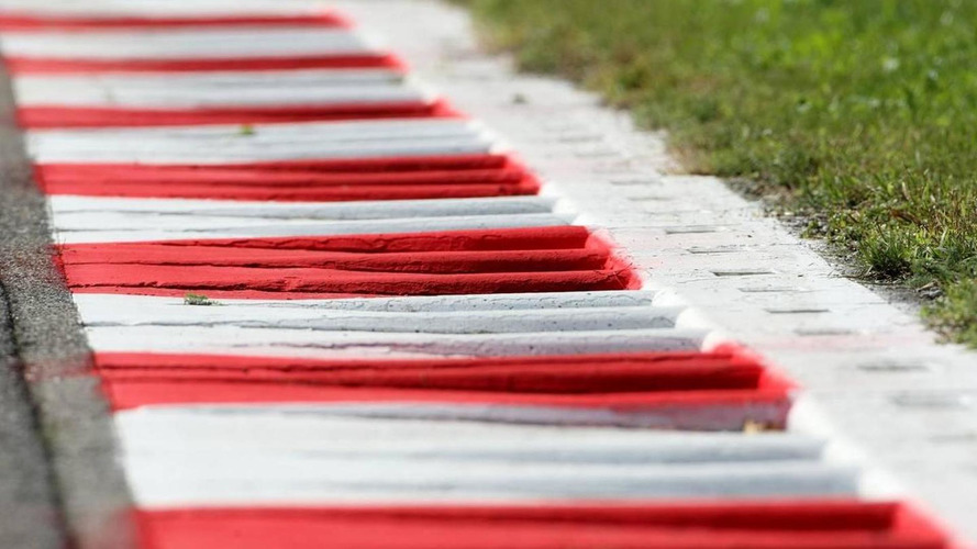 Schumacher dismayed by altered Monza kerbs
